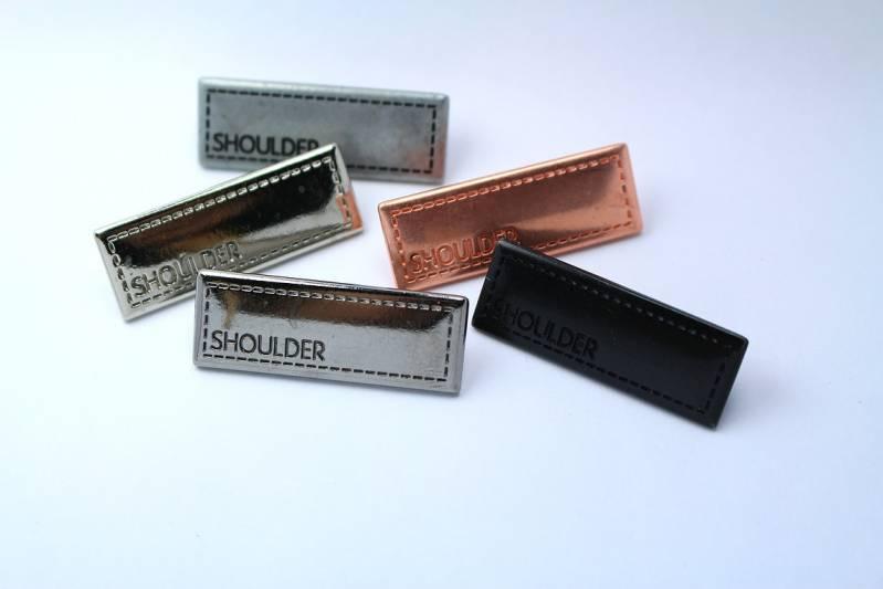 Acessórios para Confecção Ermelino Matarazzo - Puxadores e Etiquetas Emborrachadas para Confecção