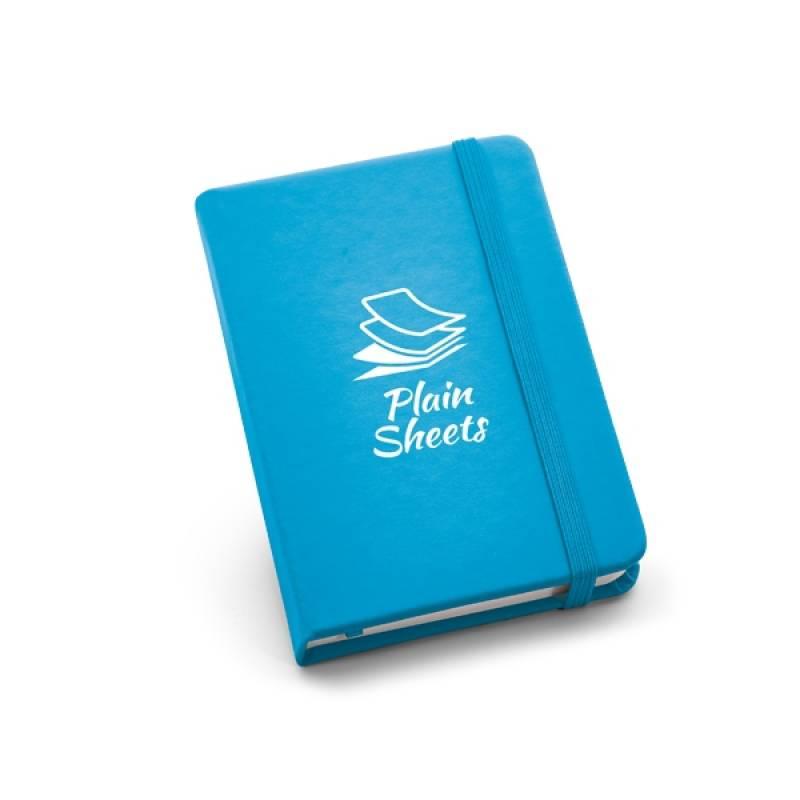 Caderneta Tipo Moleskine Personalizada Caieiras - Caderneta para Anotações