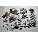 acessórios de metal para bolsas Salesópolis